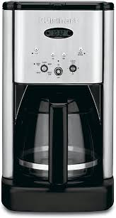 Basically brews coffee into a heated tank and then you dispense coffee by pressing a lever down. How To Turn Off Clean Light On Cuisinart Cofee Maker Thecozycoffee