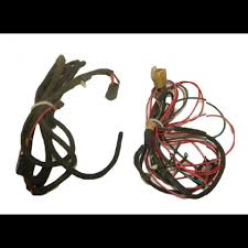 wiring harness plugs sockets electrical shop parts cadillac 1963 cadillac convertible right front door to rear window wiring harness used shipping in the usa