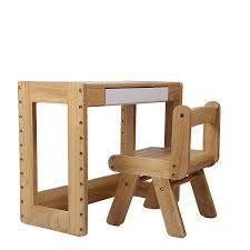 furniture wood desk and chair sets necessary lift children desk