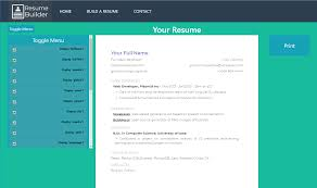 Github Blopa Resume Builder Resume Builder Is A Free Open Source