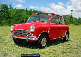 AUSTIN Mini Cooper - The Wheels of Steel