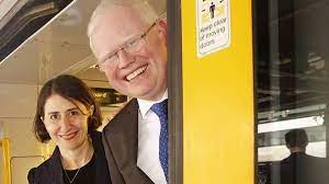 NSW MP Gareth Ward Is Under Police ...