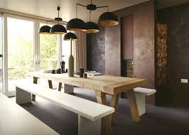 contemporary country furniture. Combining Country Dining Tables With Modern Chairs Is Trendy View In Gallery Contemporary Furniture North C