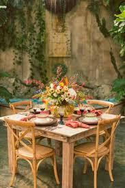 terranean inspired reception decor ideas
