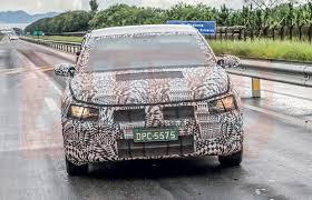 2018 volkswagen virtus. unique 2018 flagramos o novo volkswagen virtus no brasil foto autoesporte intended 2018 volkswagen virtus