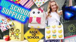 diy school supplies room organization ideas 15 epic diy projects for back to school you