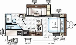 bunkhouse rv floor plans awesome travel trailers with bunk beds floor plans globalchinasummerschool of 20 awesome