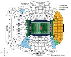 Vaught Hemingway Stadium Seating Chart Vaught Hemingway