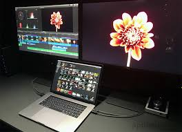 apple 15 4 macbook pro with touch bar. apple also showed off the pro\u0027s raw computing power, touting first single-cable solution for 5k displays. 13-inch model supports one display, 15 4 macbook pro with touch bar w