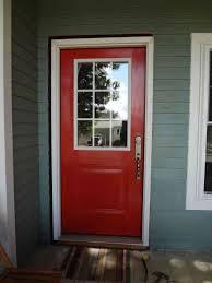 Door. Fresh Storm Door with Retractable Screen Design: Storm Door ...