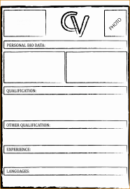 Business Plan Download Pdf Sample Job Cv Format Student Resume