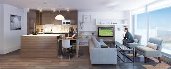 Open Plan Living Small Spaces Kitchen Room House Making The Most Out Of  Apartments Using ...