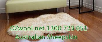 brown tip on ivory long wool lambskin