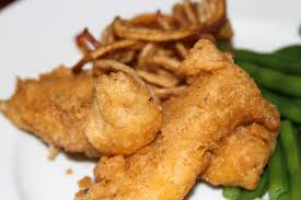 the ultimate beer battered fried fish