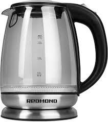 Купить <b>Чайник</b> электрический <b>REDMOND RK</b>-<b>G127</b>, черный в ...