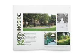 Historic Harlem Parks Booklet - Hayan Ava Chong | Graphic Design | Harlem,  Park, Graphic design