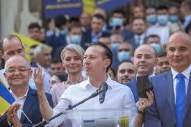 E oficial! Florin Cîțu și-a depus candidatura la șefia PNL. Cine apare în poza de grup
