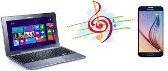 Resultado de imagen para imagenes de personas escuchando musica por una computadora
