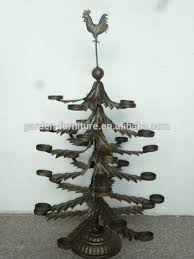 Wrought Iron Ornament Display Stand Custom Antique Holiday Home Ornament Display StandWrought Iron Candle