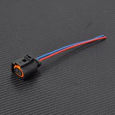 harness wire connectors online shopping the world largest harness new 1j0973702 electrical harness 2 pin connector plug wiring for vw audi a4 a6 a8 q5