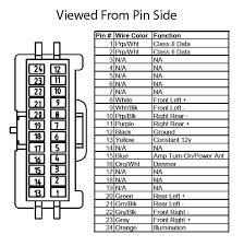 pin gm radio wiring diagram 2005 gmc radio wiring diagram 2005 wiring diagrams