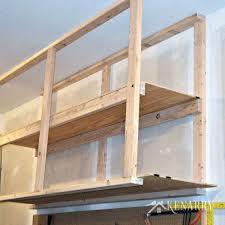 diy garage storage shelves garage storage great idea for ceiling mounted shelves in the garage for diy garage storage shelves garage storage shelf ideas