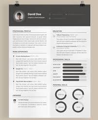 Free Creative Resume Templates Template S