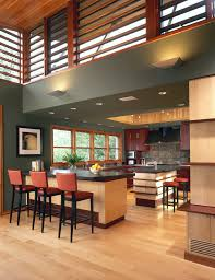 kitchen led lighting kitchen rustic with counter stools dark stained ambient lighting kitchen