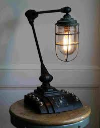Steampunk Table Lamp Diy Clublifeglobalcom