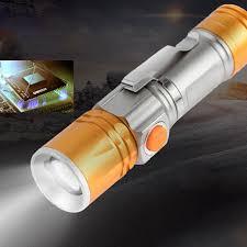 Đèn pin sạc mini kiêm kính thiên văn chất lượng cao