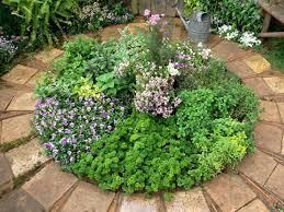 herb garden design small herb gardens