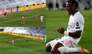 Real Madrid vs Liverpool 3-1; Vinicius stopped being Jr to be Lord