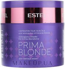 <b>Estel</b> Professional Prima Blonde <b>Mask</b> - Серебристая <b>маска для</b> ...
