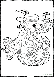 Extraordinary Ideas Skylanders Color Alive Pages Coloring Of Best