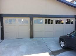 garage door windows insert