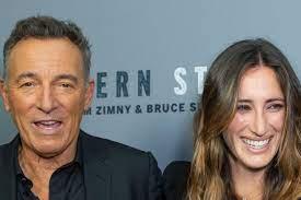 Bruce Springsteen: Seine Tochter fährt ...