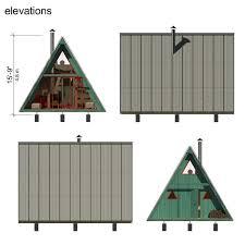 a frame house plans. Plain House A Frame Tiny House Plans Throughout