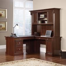 office corner desk with hutch. Furniture:Home Office Computer Desk With Hutch Shaped Set L Drawers And Workstation Furniture Tall Corner