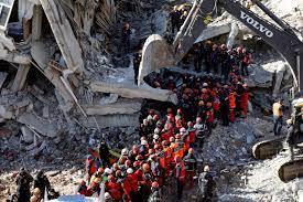 ตุรกีอ่วม เหยื่อแผ่นดินไหวขนาด 6.8 พุ่ง 35 อาฟเตอร์ช็อกกว่า 700 ครั้ง