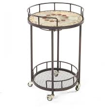 serving cart patio
