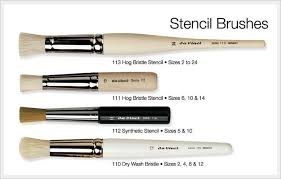 even beginners should use good quality brushes bristles should be soft and flexible able to create an easy and transpa design