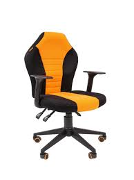 <b>Офисное кресло Chairman game 8</b> Россия tw черн.оранжевый ...