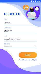 Android Dashboard Design Xml Visit Appsnip For Xml Designs Meddu App Redesigned