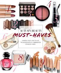 digital editor s picks autumn beauty must haves makeup beauty makeup trends