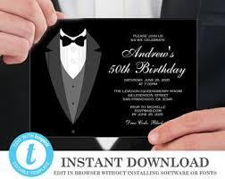 Formal Invite Formal Invite Etsy