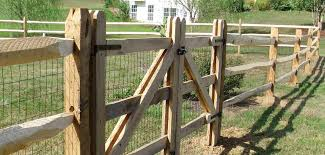 Split Rail Fence The Fence Experts
