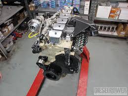 million mile mins rebuild mins 6bt on engine stand
