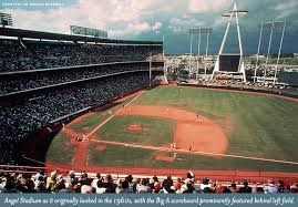 Edison Field Seating Chart The Ballparks Angel Stadium Of Anaheim