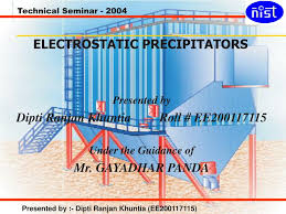 Electrostatic Precipitator Design Ppt Electrostatic Precipitators Powerpoint Presentation