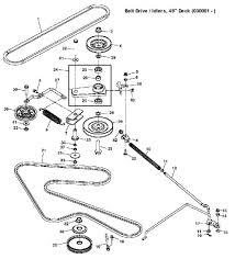 Craftsman lt1000 wiring diagram sears schematics lt riding lawn mower john deere